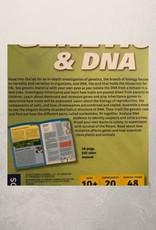 STEM EXPERIMENT KIT GENETICS DNA
