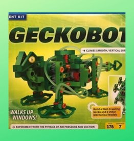 STEM EXPERIMENT KIT GECKOBOT