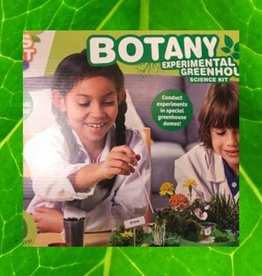KIDS FIRST THAMES AND KOSMOS BOTANY GREENHOUSE EXPERIMENTAL