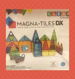 3D MAGNETIC BUILDING CLEAR DX MAGNA TILES 48 PC