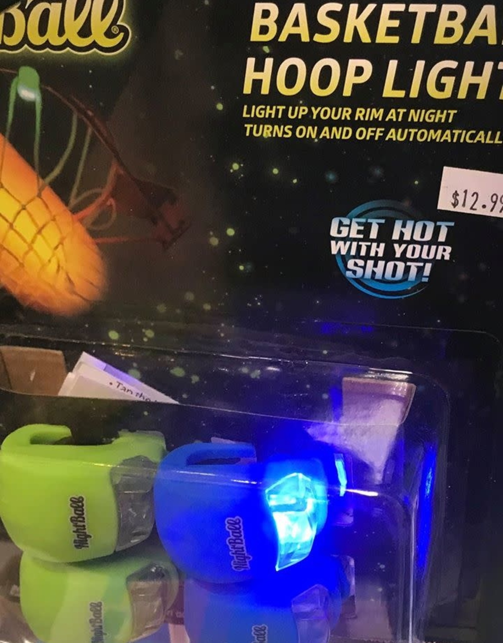 NIGHTBALL HOOP LIGHT NIGHTBALL LIGHTS