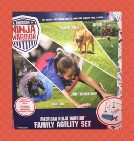 FAMILY AGILITY SET