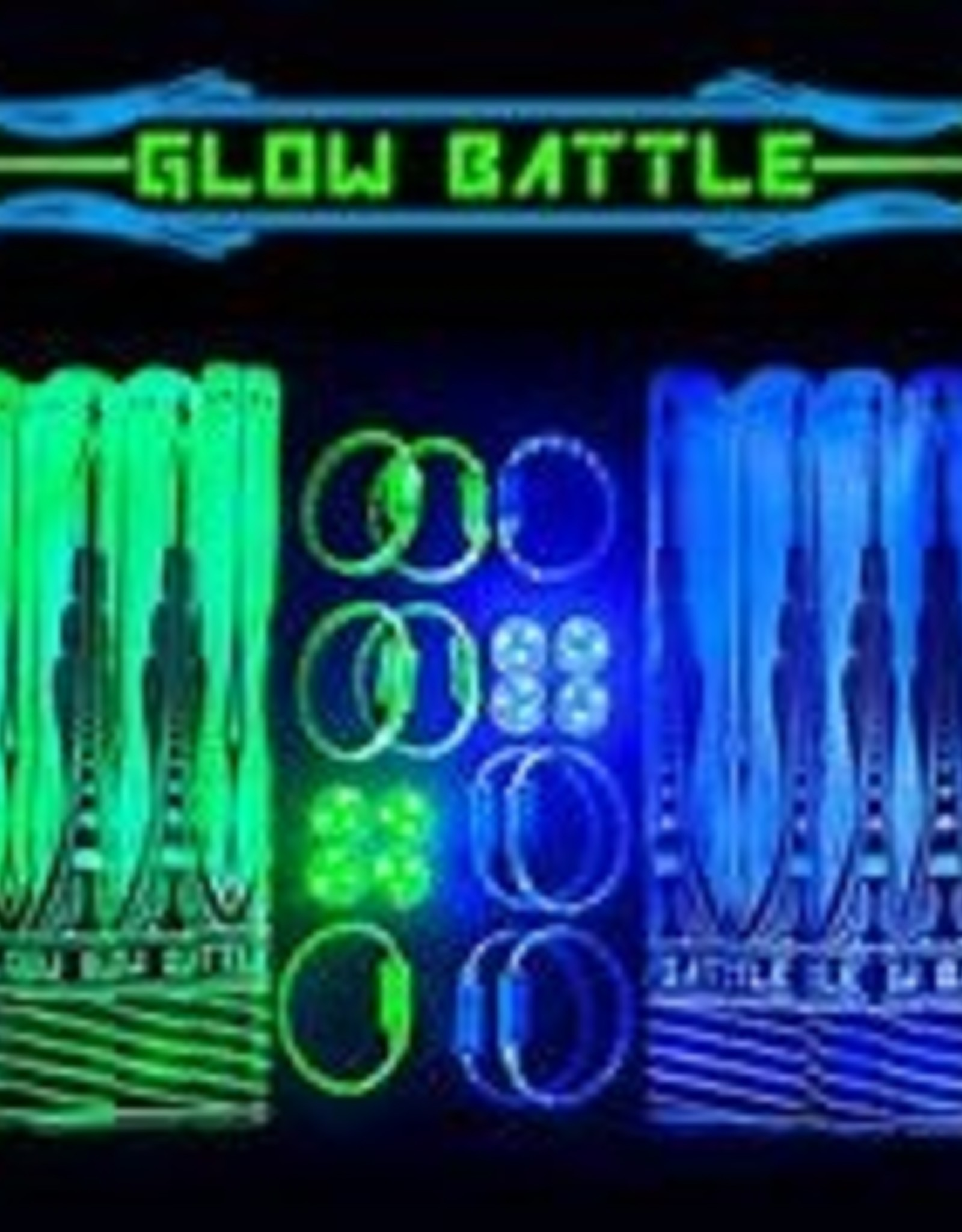 STARLUX GAMES GLOW BATTLE KNIGHTS FAMILY PACK
