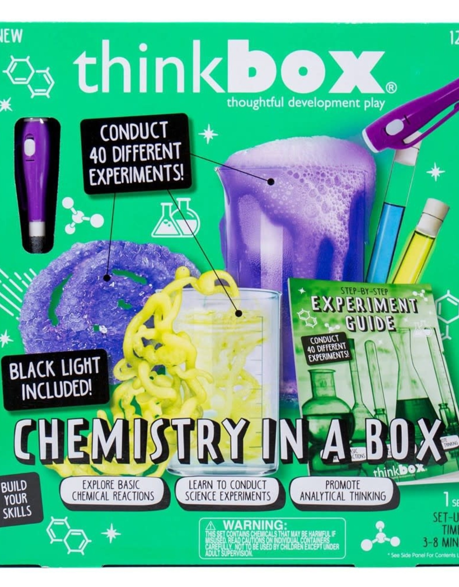 THINKBOX CHEMISTRY IN A BOX