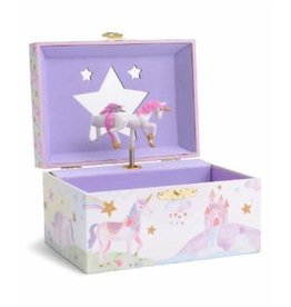 RAINBOW UNICORN MUSICAL JEWELRY BOX