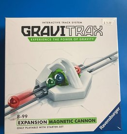 EXPANSION MAGNETIC CANNON