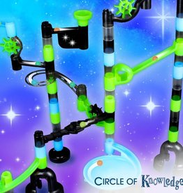 SPACE LIGHT SOUND MARBLE RUN