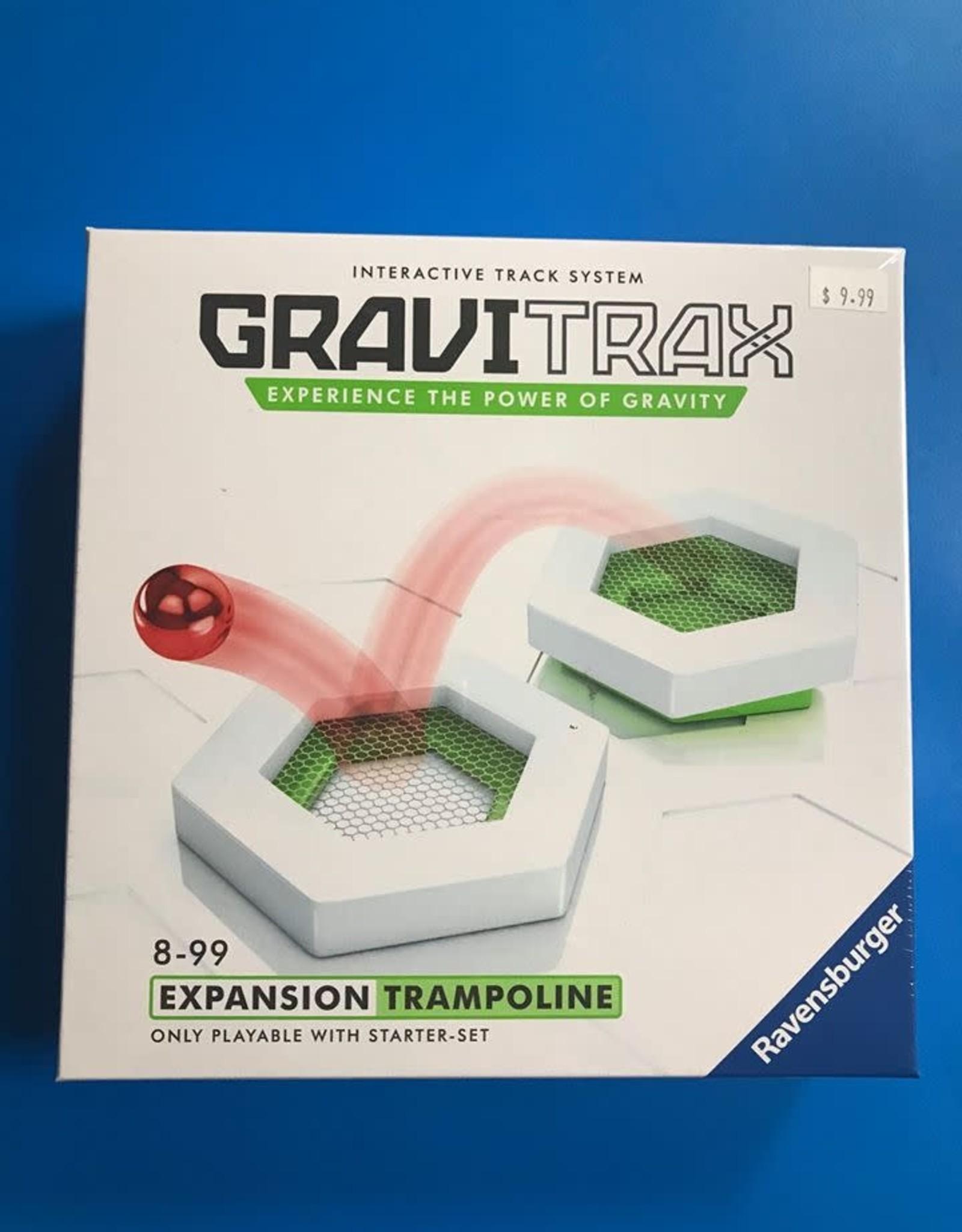 TRAMPOLINE EXPANSION