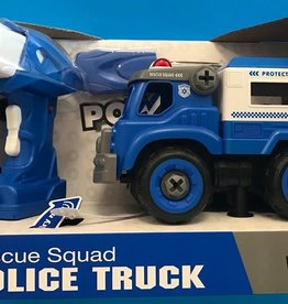 POLICE TRUCK POWER DRIVER
