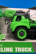 RECYCLING TRUCK POWER DRIVER