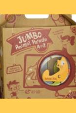 JUMBO A TO Z ANIMAL PARADE
