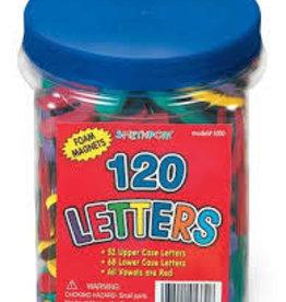 LETTERS 120 PCS UPPER LOWER