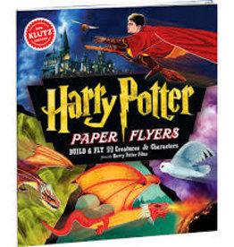 KLUTZ HARRY POTTER PAPER FLYERS (L)