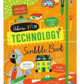 SCRIBBLE BOOK