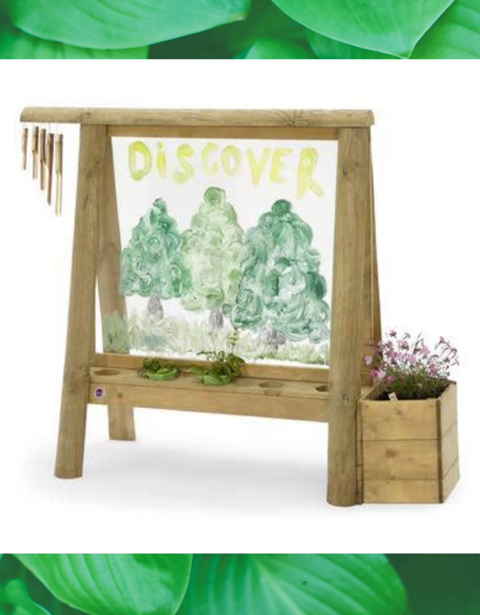 ART EASEL PLUS DISCOVERY CREATE & PLAY EASEL