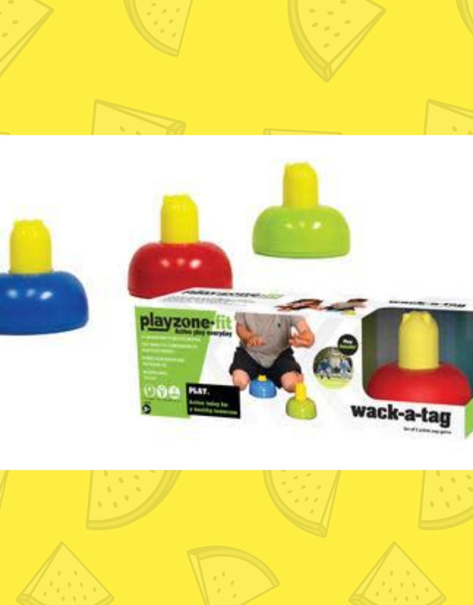 WACK A TAG PLAYZONE