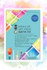 BRIGHT STRIPES MASH UP ART PACK BATIK FX