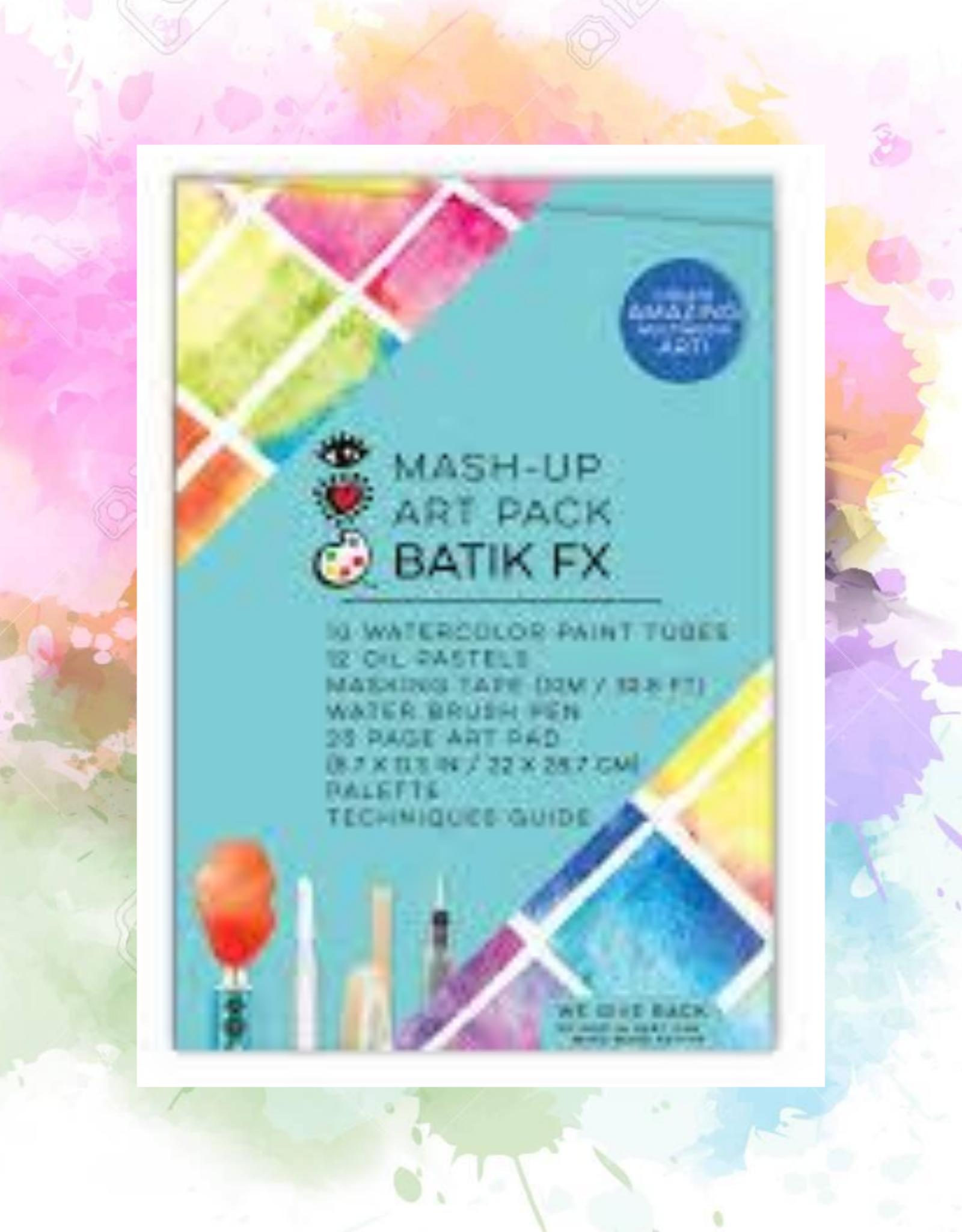 MASH UP ART PACK BATIK FX