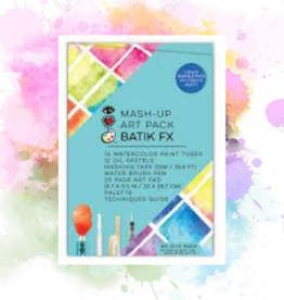 MASH UP ART PACK BATIK FX