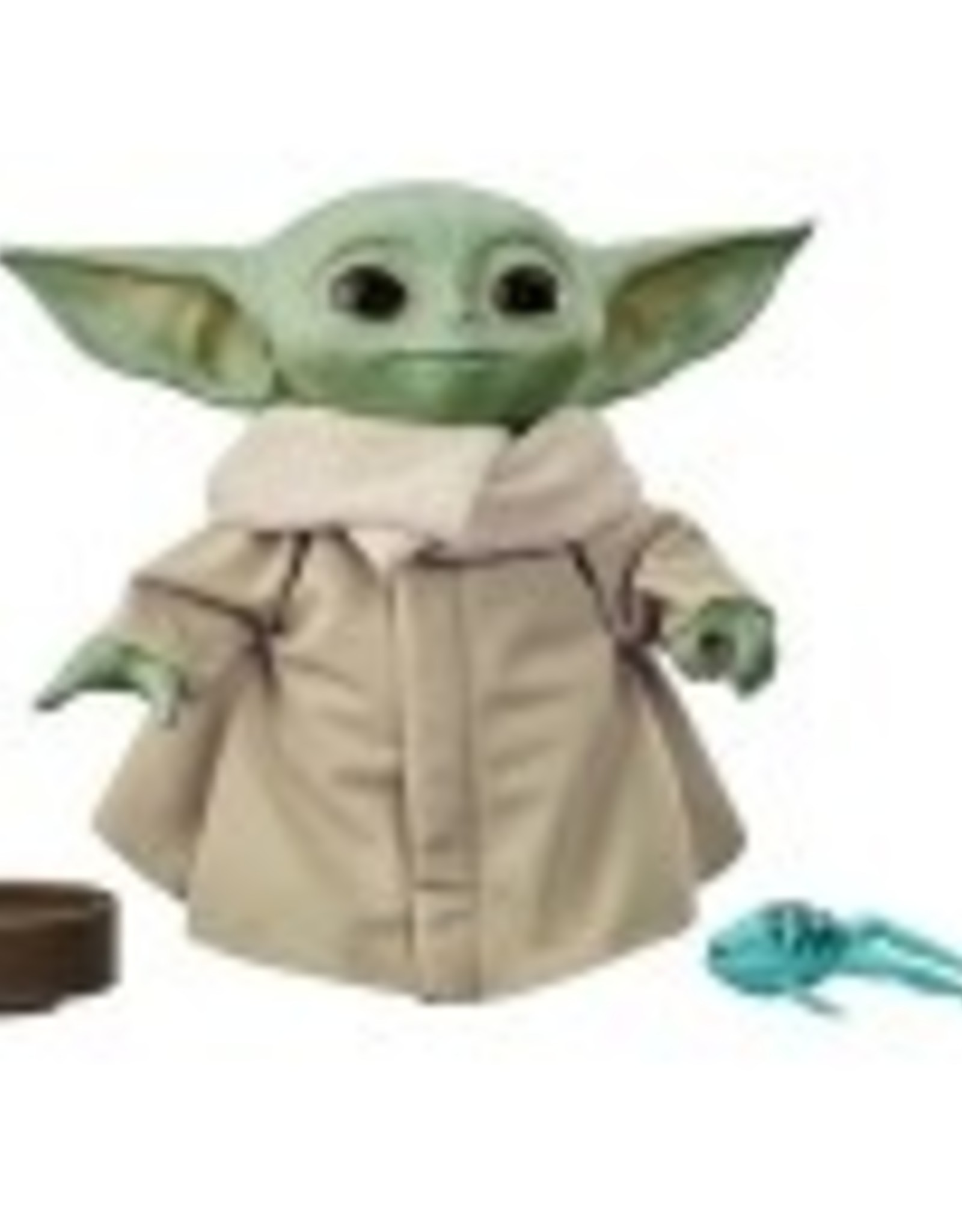 STAR WARS THE CHILD TALKING PLUSH