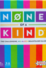 NONE OF A KIND GAME