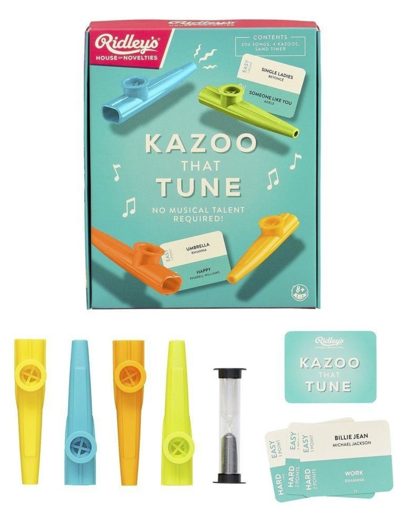 RIDLEY'S GAMES RIDLEY'S KAZOO THAT TUNE GAME