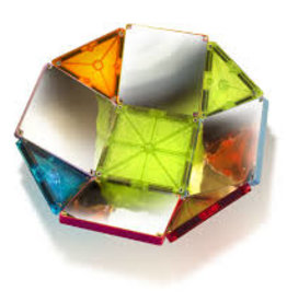 3D MAGNETIC BUILDING STARDUST MAGNA TILES 15 PC