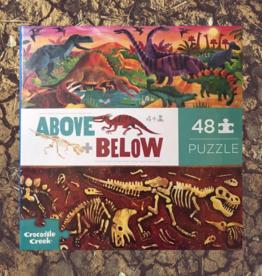 ABOVE + BELOW 48 PC PUZZLE