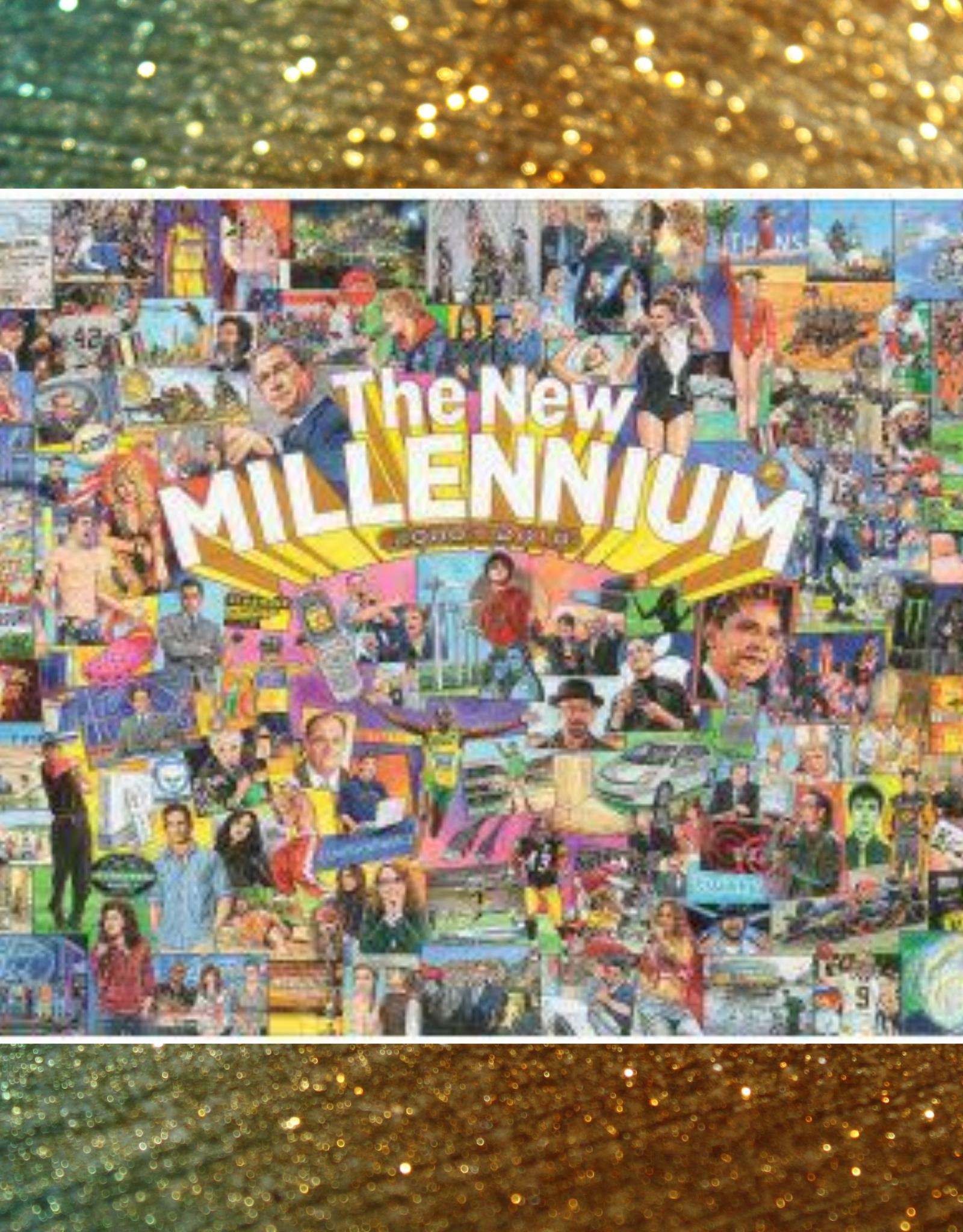 WHITE MOUNTAIN NEW MILLENNIUM 1000 PC PUZZLE