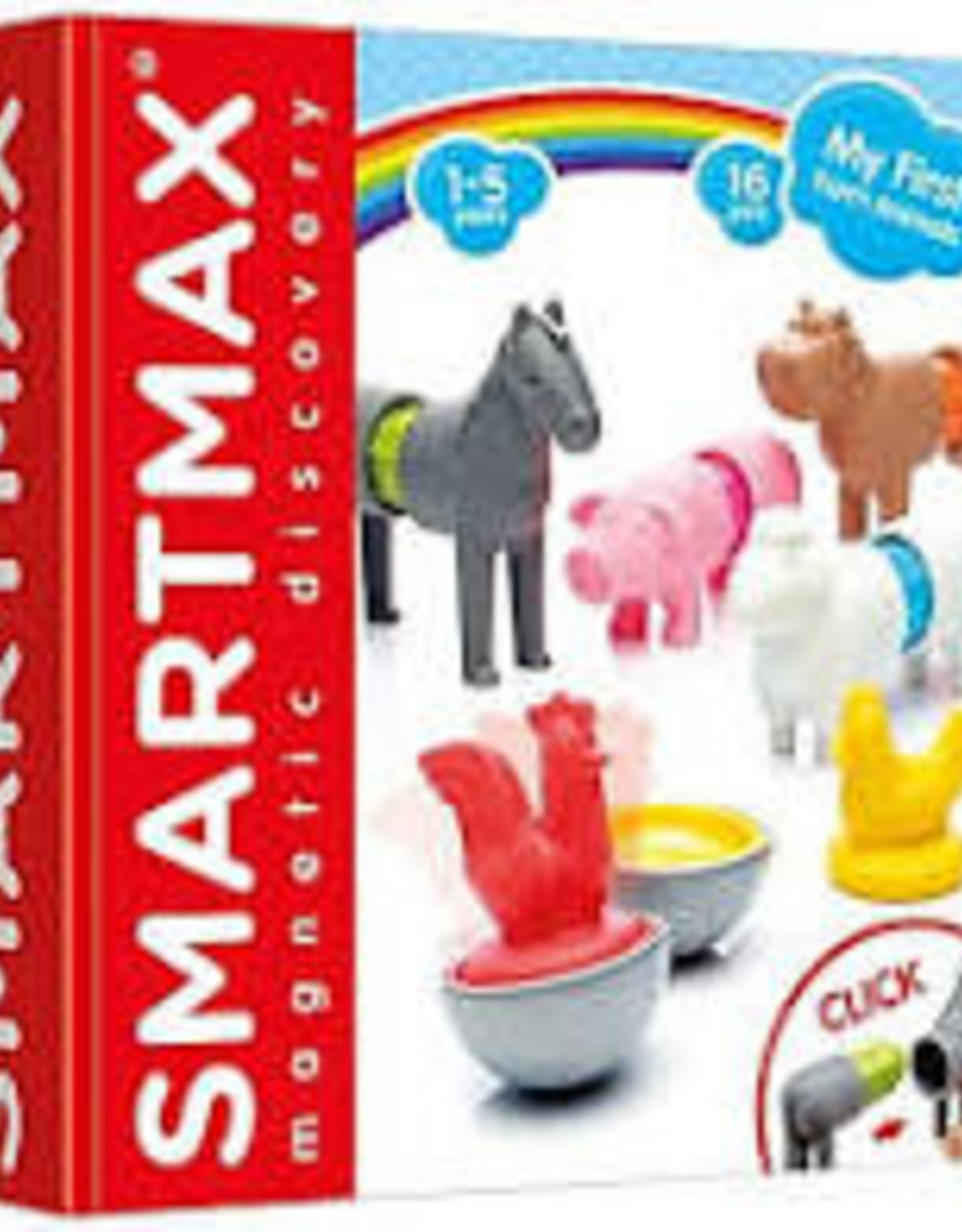 FARM ANIMALS SMARTMAX