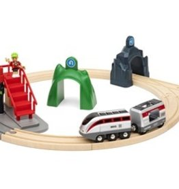 BRIO SMART TECH SET ACTION TUNNEL***