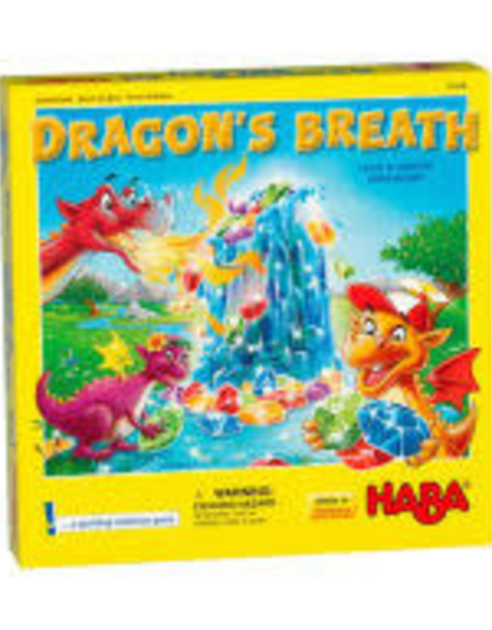 DRAGON'S BREATH