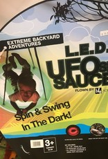 SLACKERS UFO LED SKY SAUCER***