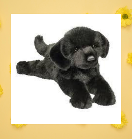 DOUGLAS CUDDLE TOY JAKE DLUX BLACK LAB