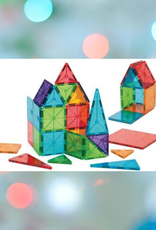 3D MAGNETIC BUILDING CLEAR MAGNA TILES 32 PC