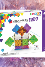 3D MAGNETIC BUILDING FREE STYLE MAGNA TILES 40 PC
