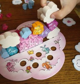 HABA UNICORN GLITTER  Glitterluck Cloud Stacking