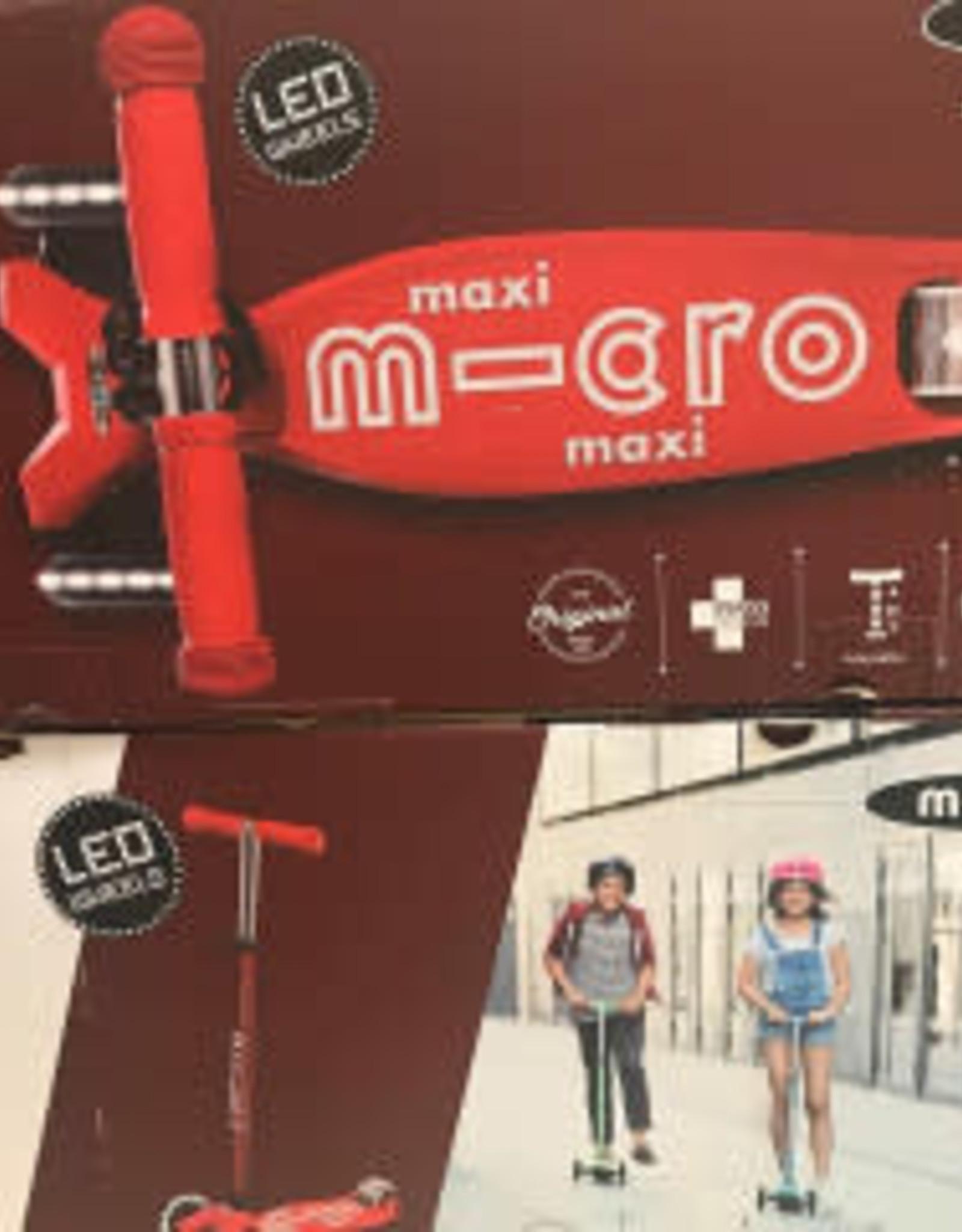 MICRO LED MAXI