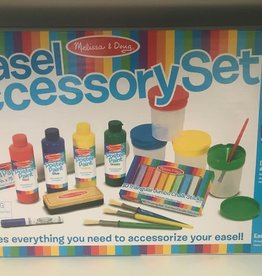 MELISSA & DOUG ACCESSORY SET EASEL