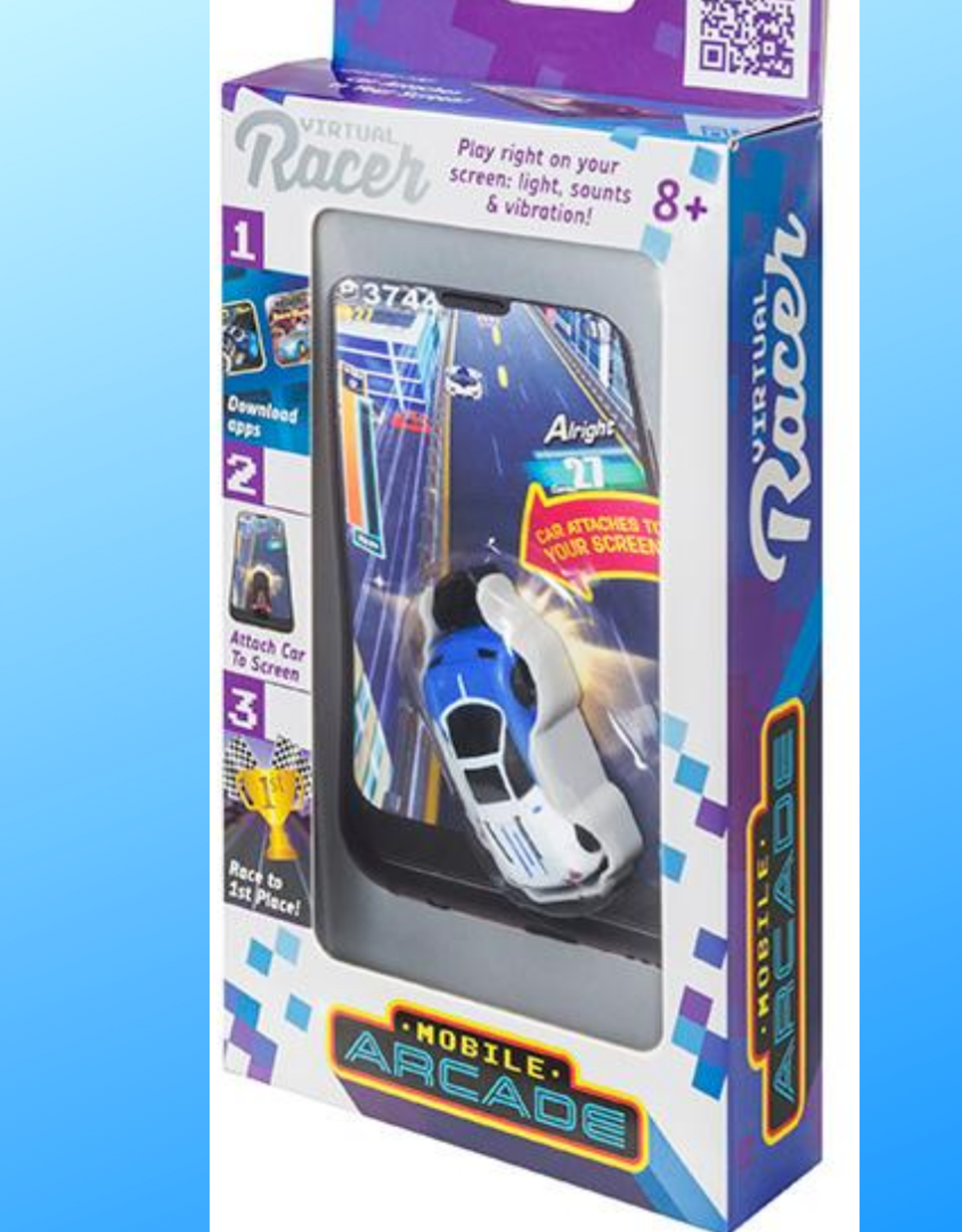 VIRTUAL RACING CAR ARCADE