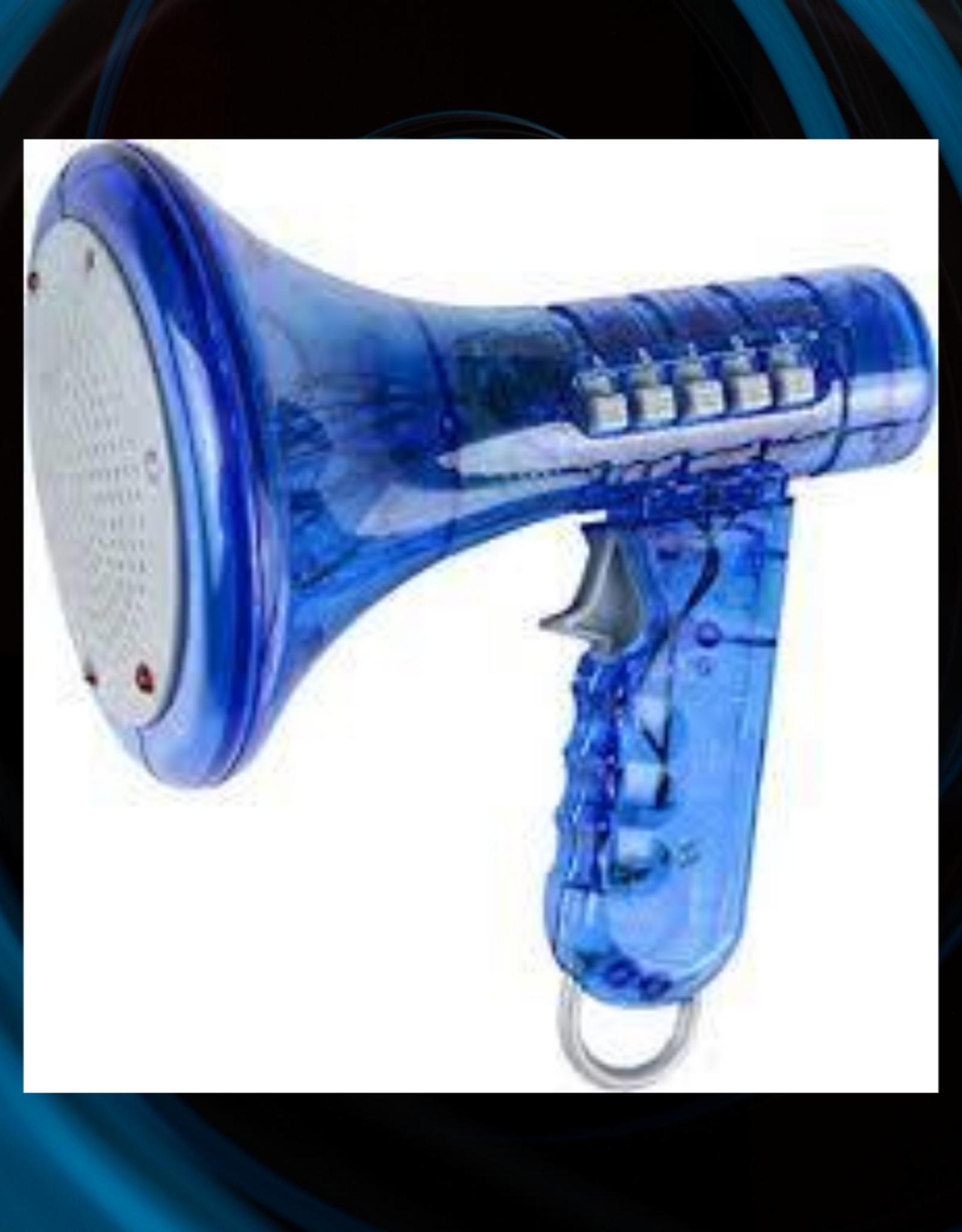 VOICE CHANGER BLUE