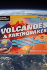 STEM EXPERIMENT KIT VOLCANOES & EARTHQUAKES**