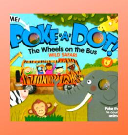 MELISSA & DOUG POKE- A- DOT  BOOKS