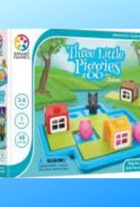 SMART GAMES STG THREE LITTLE PIGGIES