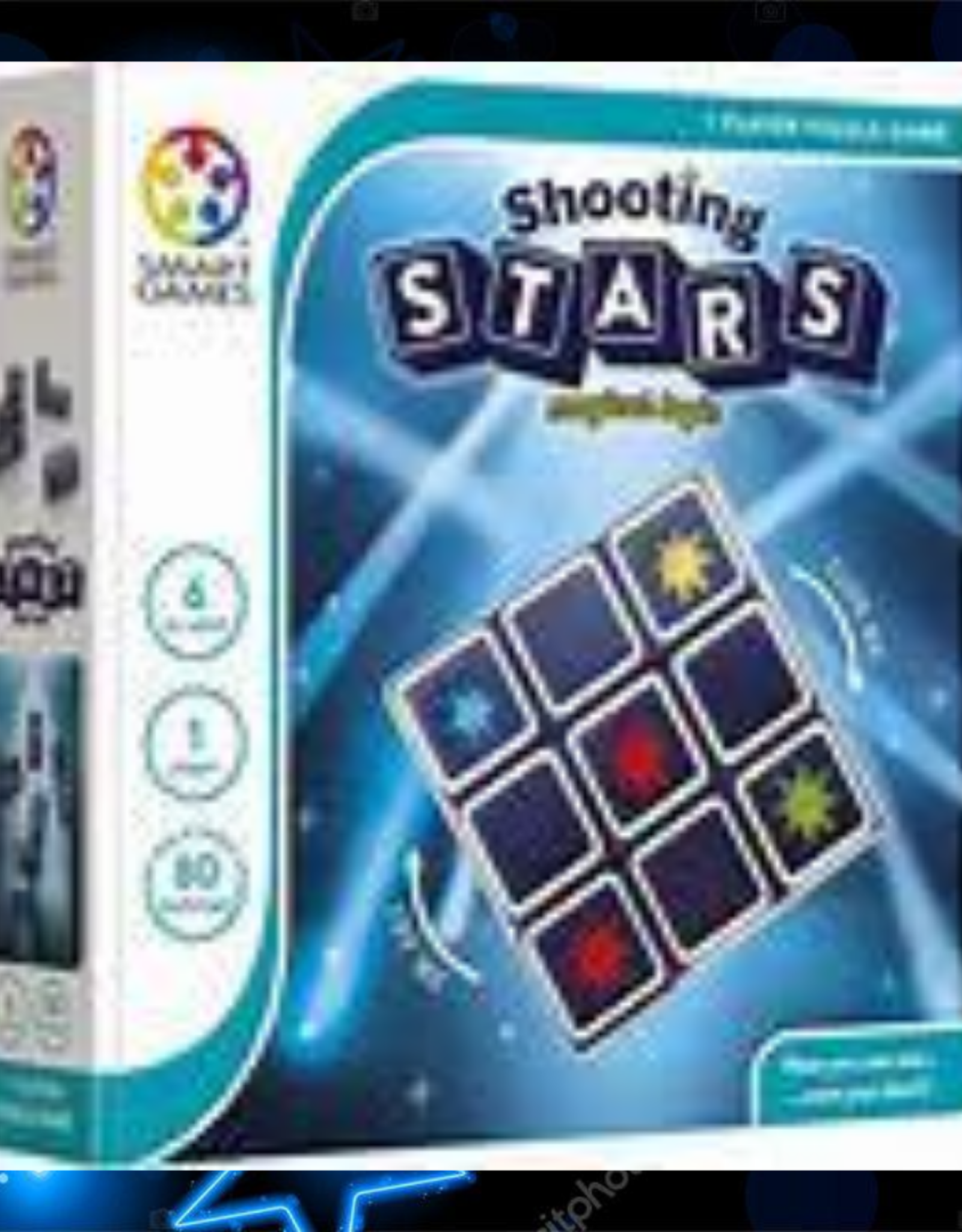 SHOOTING STARS MAGICAL LOGIC