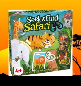 SEEK & FIND SAFARI