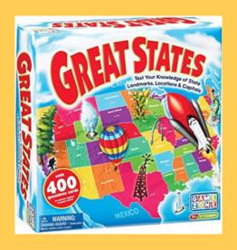 INTERNATIONAL PLAYTHINGS EPOCH GREAT STATES
