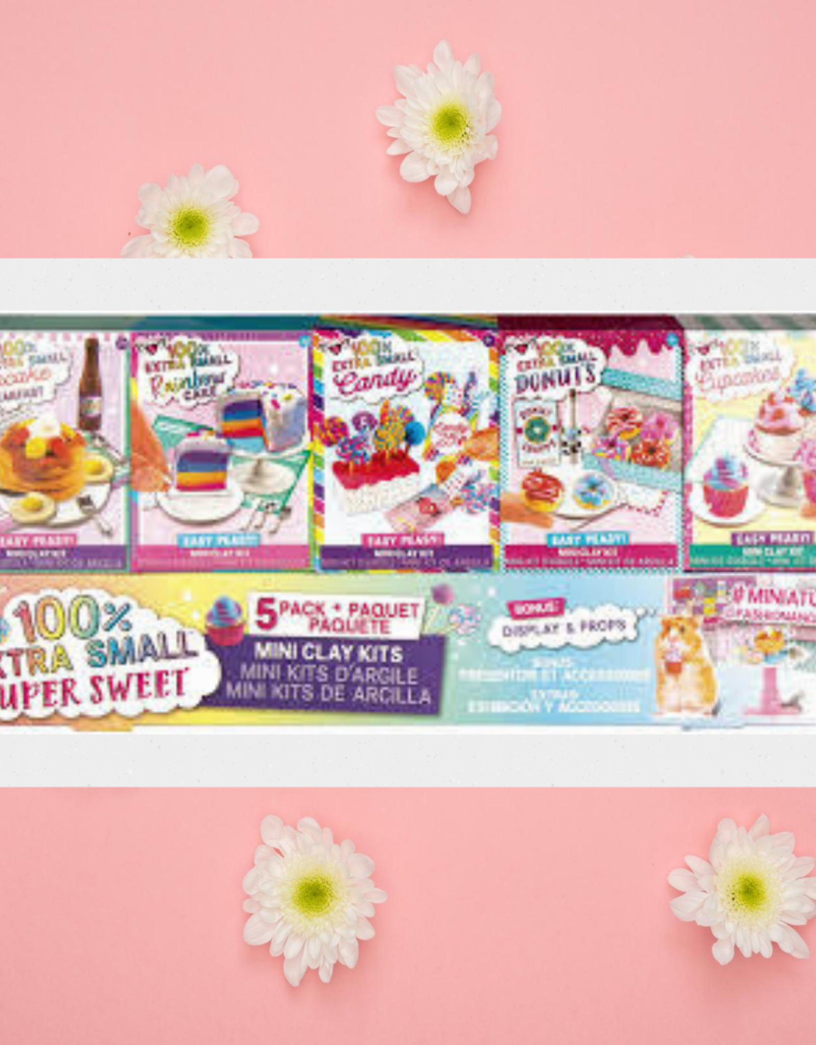 SWEETS MINI CLAY 5 PACK