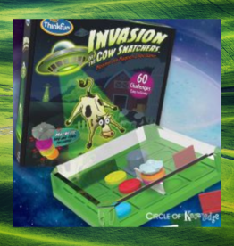 THINK FUN RAVENSBURGER INVASION OF THE COW SNATCHERS