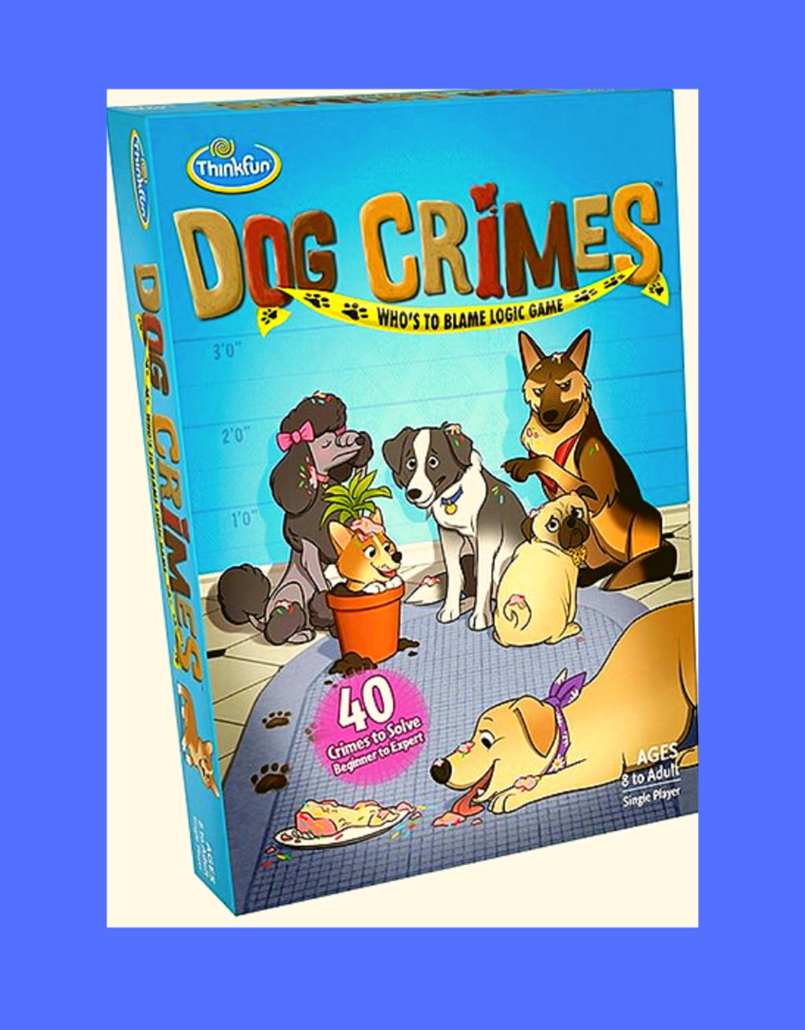 THINK FUN DOG CRIMES